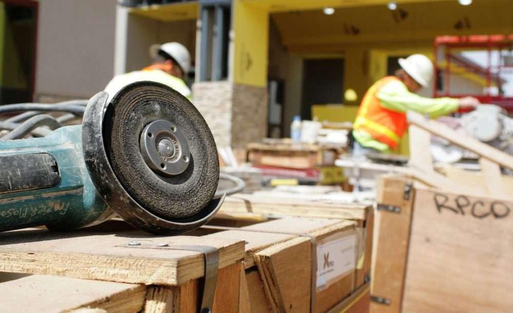 Cantieri edili e locali da ristrutturare